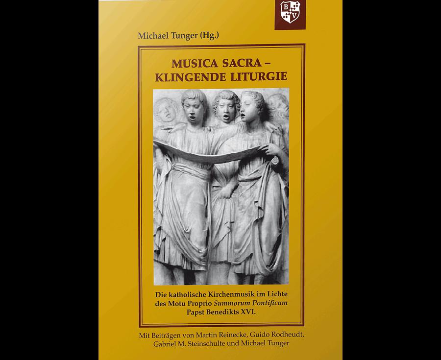 Michael Tunger Musica Sacra – Klingende Liturgie