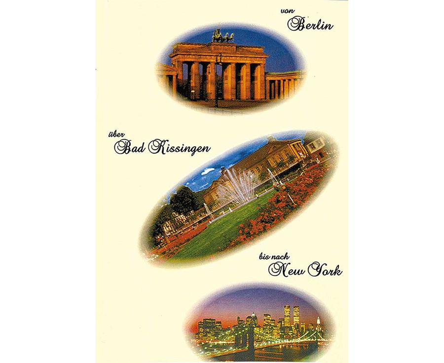Ludwig Lang Von Berlin über Bad Kissingen bis nach New York